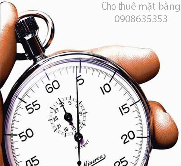 Cho thuê mặt bằng mặt tiền Lê Văn Sỹ 8x30m