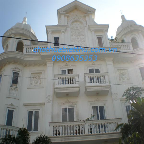 Cho thuê biệt thự Thảo Điền - Villa quận 2