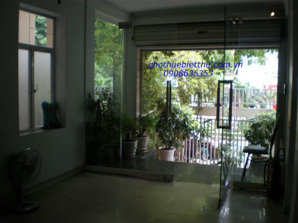 Cho thuê biệt thự 2 mặt tiền Phan Xích Long quận Phú Nhuận