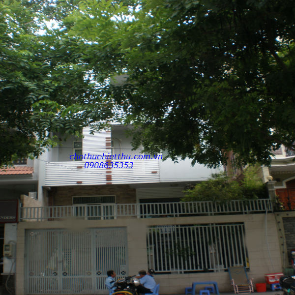 Cho thuê biệt thự MT Phan Xích Long quan Phú Nhuận