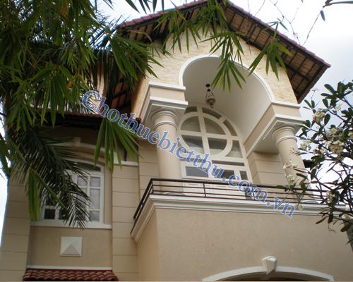 Cho thuê Biệt thự Thảo Điền-Villa Thảo Điền