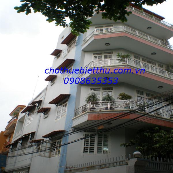 Cho thuê biệt thự Tân Bình MT đường Lam Sơn