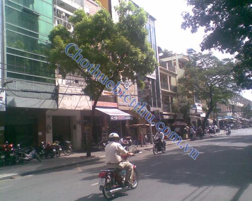Cho thuê mặt bằng quận 1,mặt tiền đường Tôn Thất Tùng