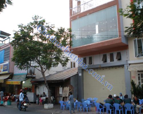 Cho thuê mặt bằng quận 3, Trần Văn Đang