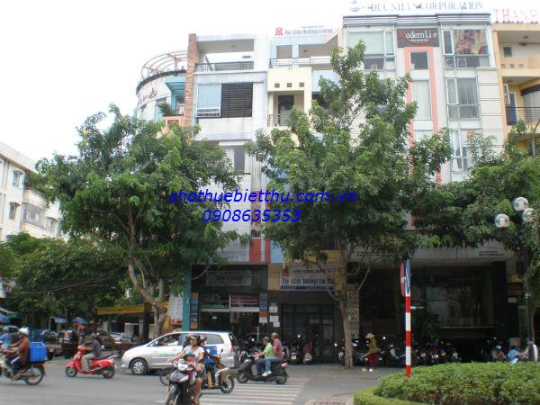 Cho thuê mặt tiền Phan Xích Long quận Phú Nhuận