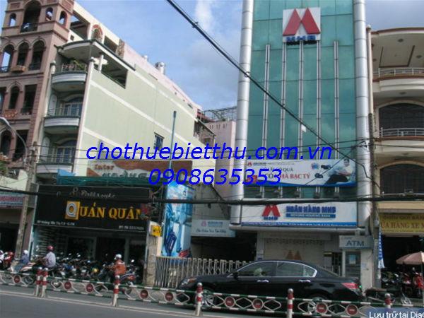 Cho thuê mặt bằng Phú Nhuận MT đường Hoàng Văn Thụ