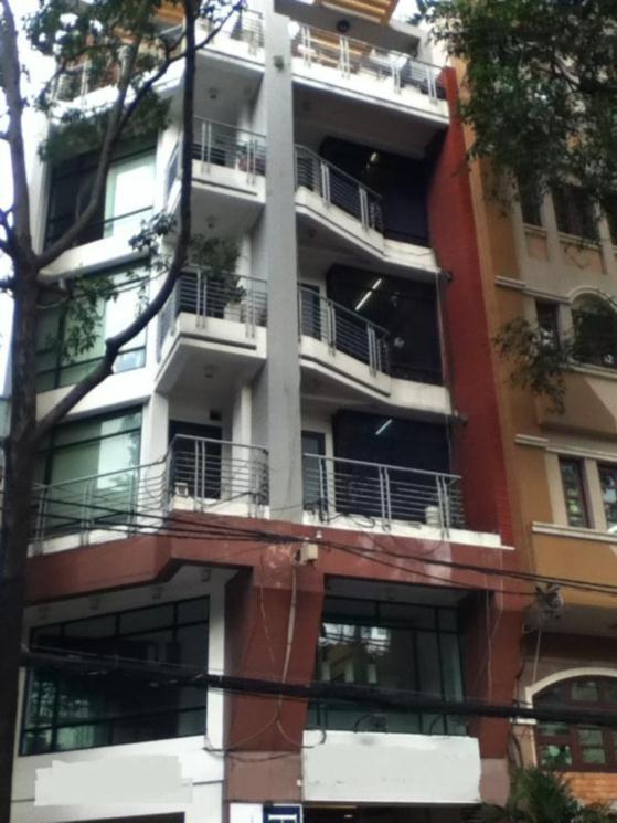 Cho thuê tòa nhà quận 1,mặt tiền đường Chu Mạnh Trinh