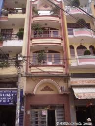 Cho thuê nhà quận 3 mặt tiền đường Trần Quốc Thảo